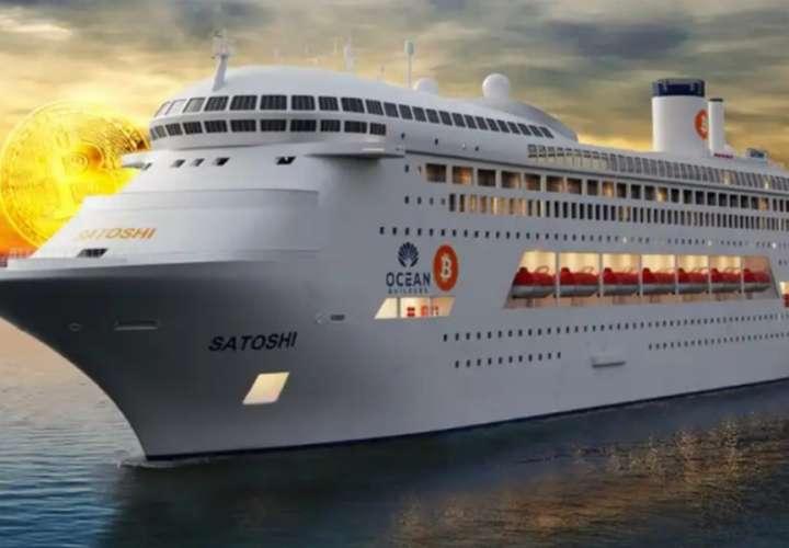 La embarcación tiene 777 habitaciones y suites, salas lounge, piscinas, centros de recreación; así como áreas de oficinas, investigación y alquileres temporales para vacacionar.