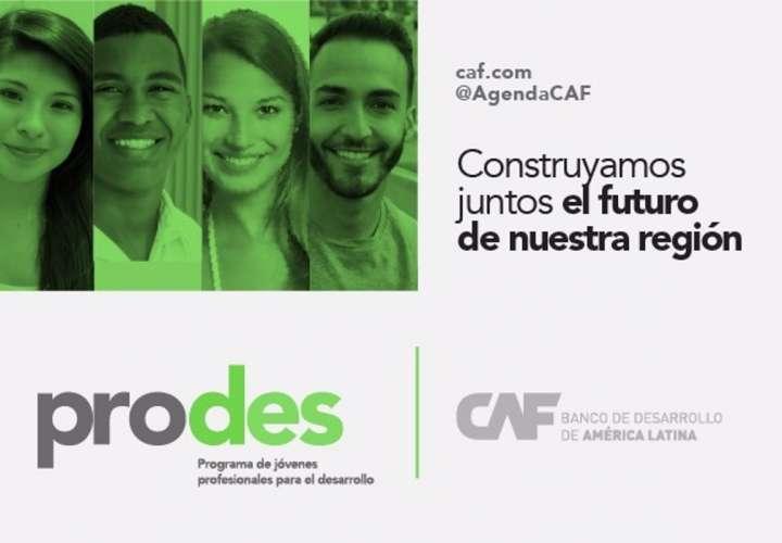 CAF ofrece oportunidades de empleo para jóvenes de América Latina