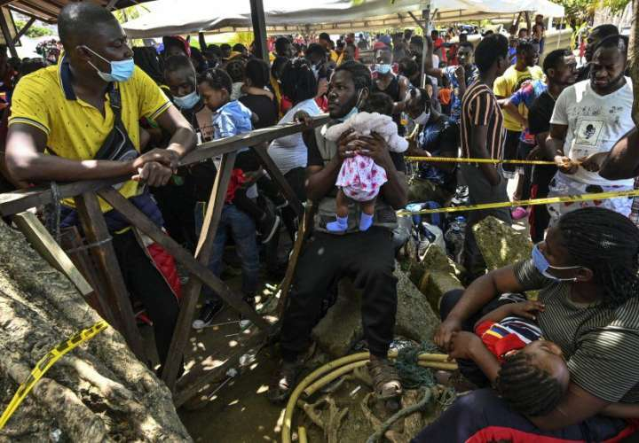 La frontera colombo-panameña: un problema de fondo para la migración
