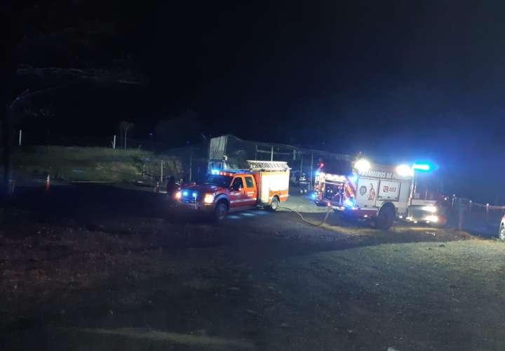 Hombre muere calcinado tras incendio en balneario en Chepo