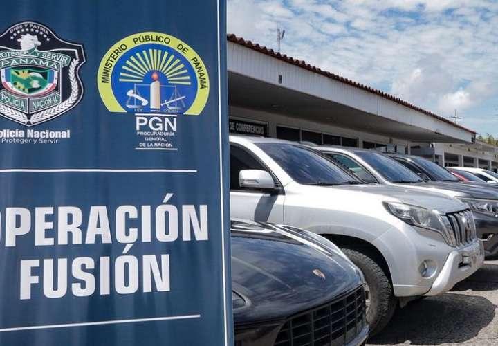 """Audiencia para imputar cargos a 25 detenidos en operación """"Fusión"""""""
