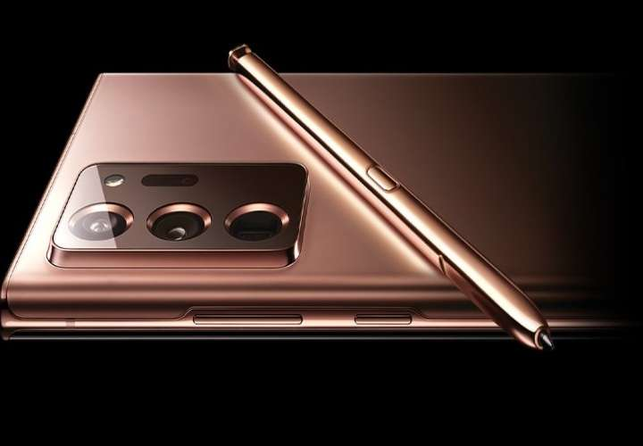 Galaxy Note20, el dispositivo que logra grabaciones con calidad profesional