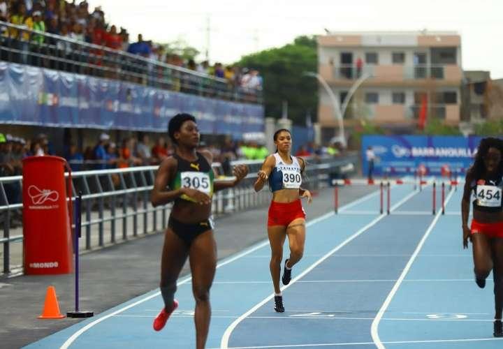 La deportista llegó a la seminales, tras verse beneficiada por la descalificación de la danesa Sara Slott . Foto: COP