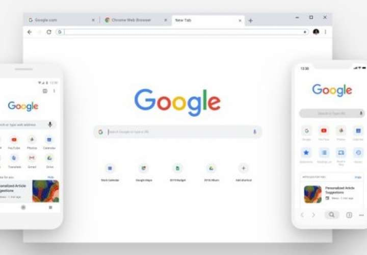 Google Chrome 89 optimiza el uso de recursos.