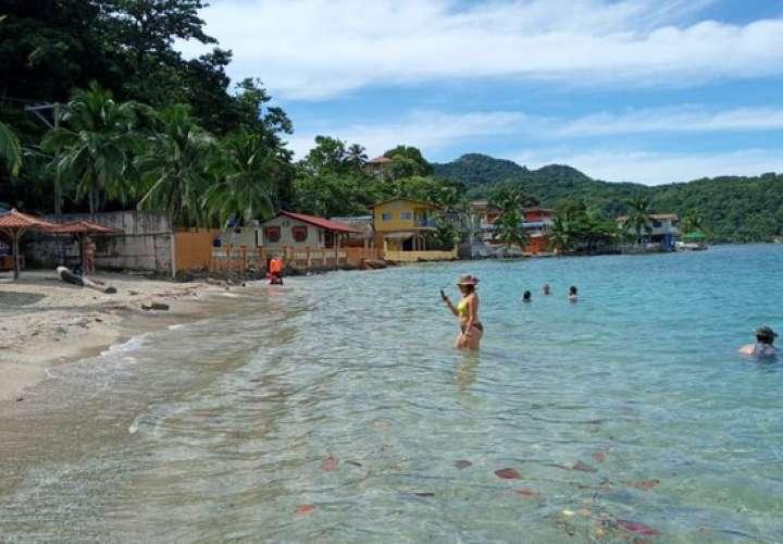 Control y seguridad en playas en segundo fin de semana de reapertura