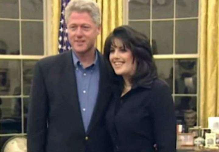 Clinton dice que le fue infiel a Hillary para controlar ansiedad