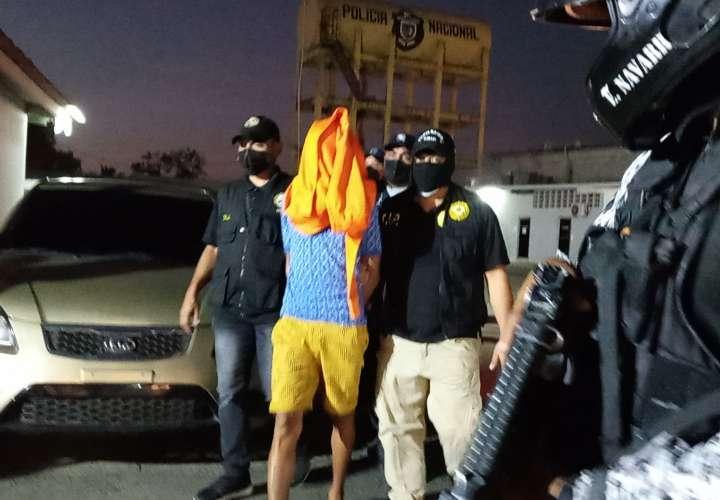 Capturan a presunto homicida en La Chorrera