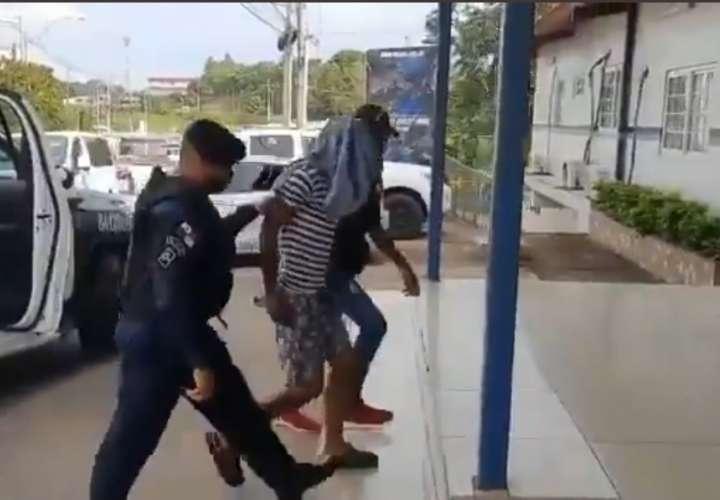 Aprehenden a hombre implicado en homicidio ocurrido en Arraiján [Video]