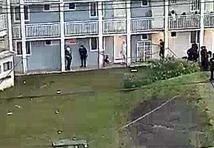 ¡Fatalidad! Hombre mata a su hermano en Colón