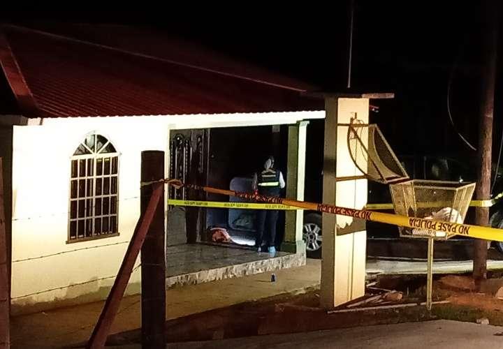 Asesinan a comerciante de mariscos en medio de apagón en La Chorrera