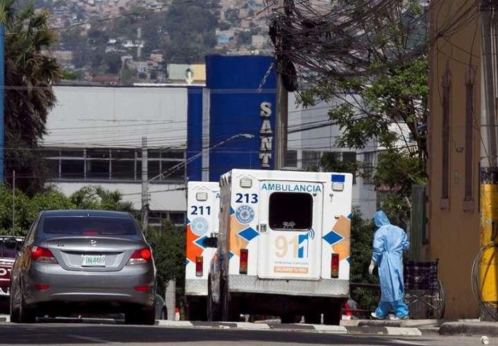 El paciente, de 58 años, procede del departamento de Cortés, norte del país, y acudió a un hospital entre dos y tres semanas después de superar el coronavirus SARS-CoV-2. EFE