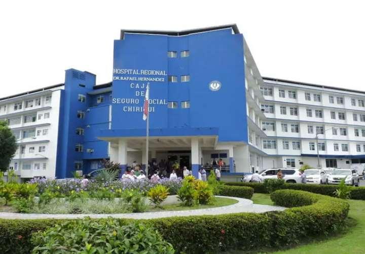 Trazabilidad en hospital de Chiriquí: 97% de funcionarios no se contagió