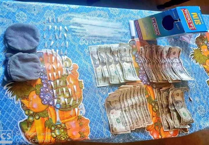 Aprehenden a vendedor de droga en Guna Yala