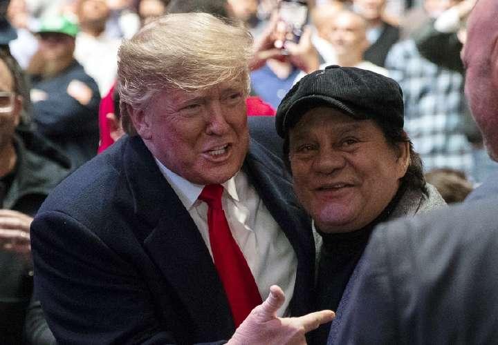 Roberto 'Mano de Piedra' Durán: 'La UFC está acabando con el boxeo