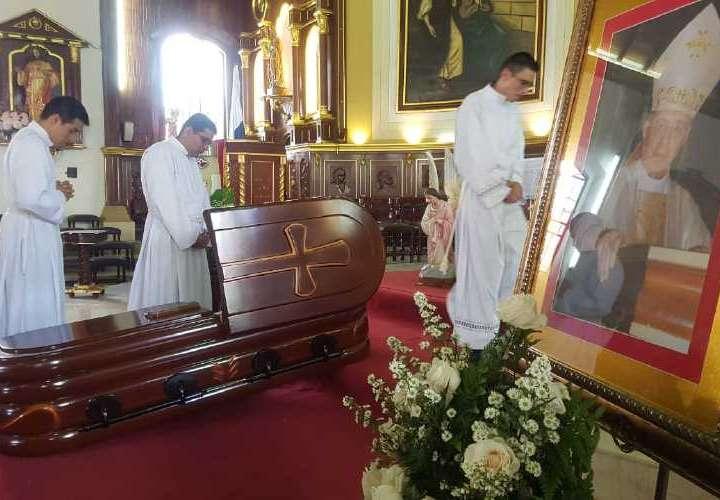 Despiden a Obispo Emérito de Chitré