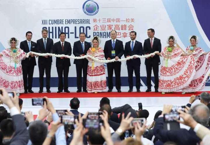 China y América Latina se acercan en Panamá