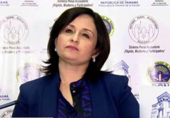 Procuradora rinde informe que omite referencia a los Varelaleaks