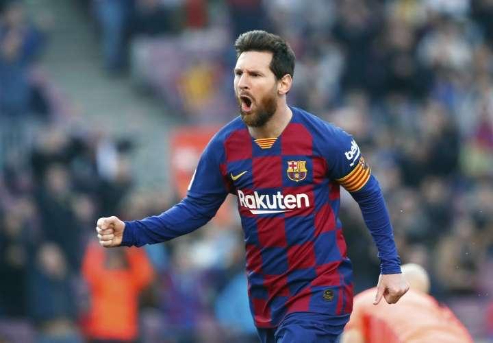 Ausencia de Lionel Messi de los entrenamientos dispara las alarmas