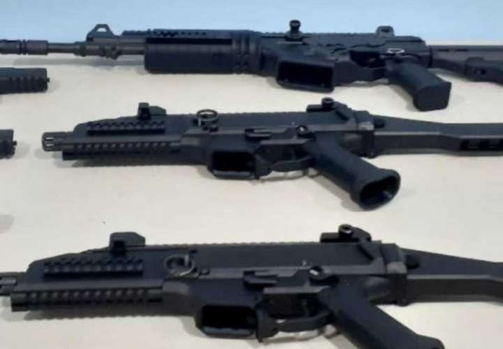 Caen exjefes de seguridad del varelismo por tráfico ilegal de armas (Video)