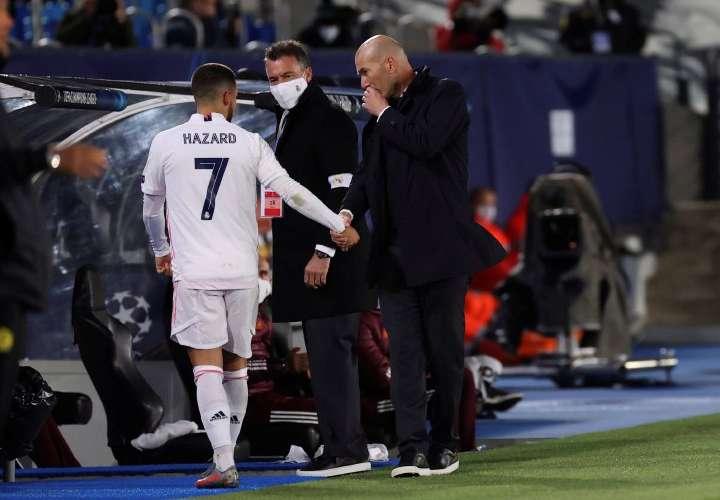 """Zidane: """"Felicito a los jugadores por creer hasta el final"""""""