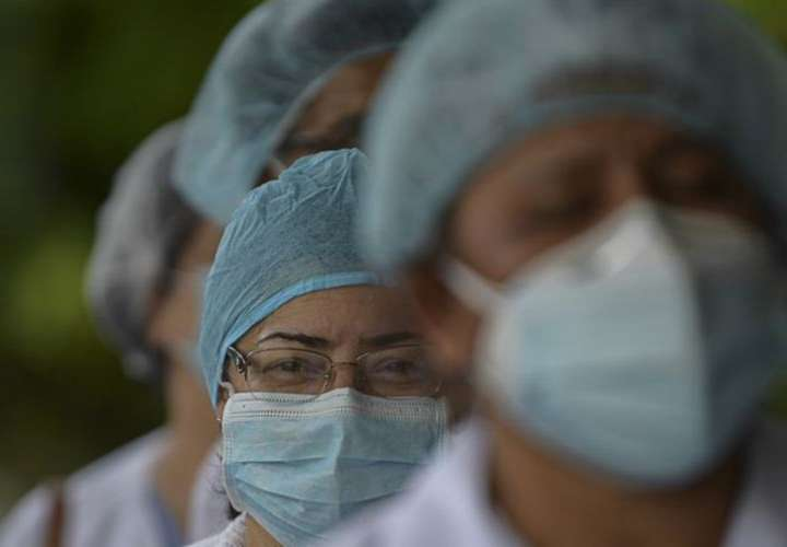Enfermeras marchan mañana