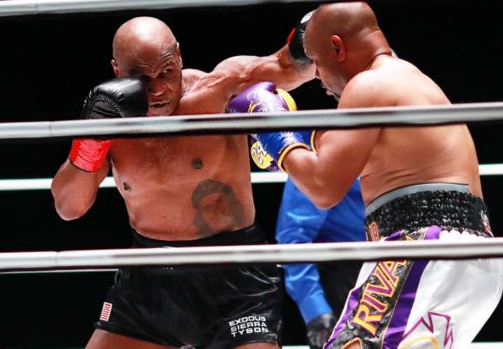 Tyson-Jones, séptima pelea más vendida
