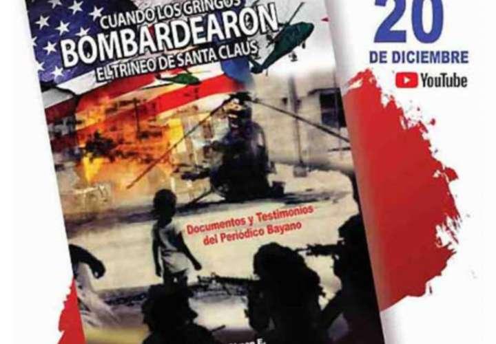 Editan libro sobre la invasión