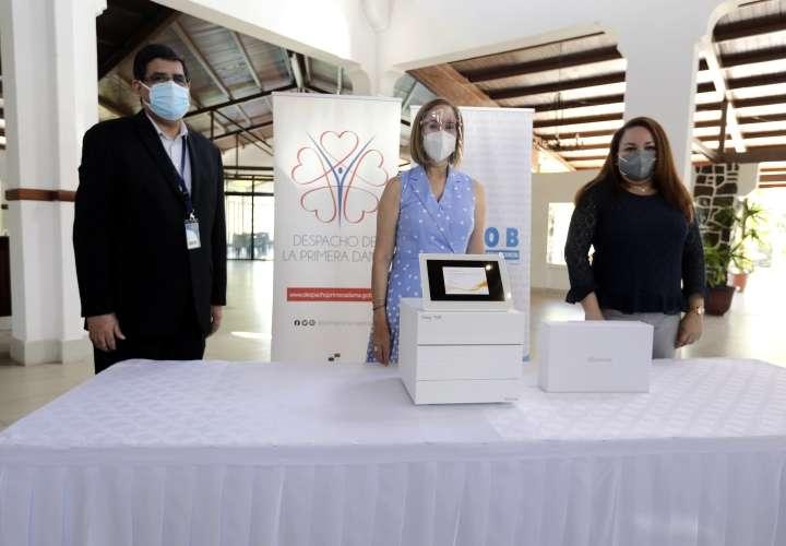 Oncológico recibe moderno equipo de diagnóstico