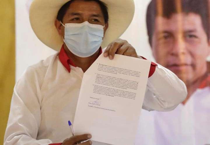 La izquierda peruana se ha unido para enfrentar a la derechista Keiko Fujimori
