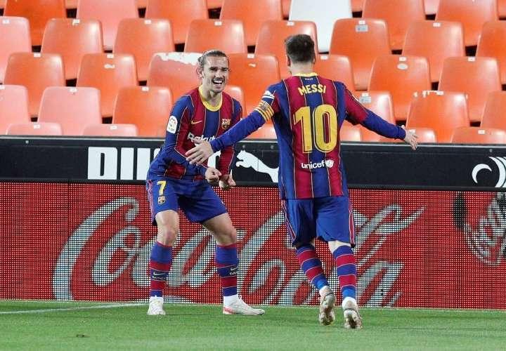Barça-Atlético: una 'final' por LaLiga