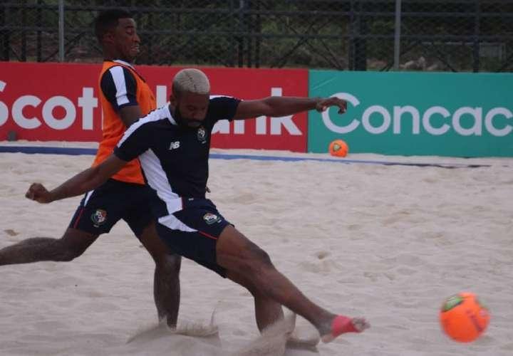 Panamá inicia lucha por un cupo al Mundial de Fútbol Playa