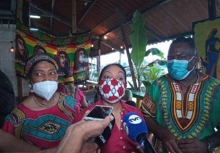 Celebran Mes de la Etnia Negra en Río Abajo