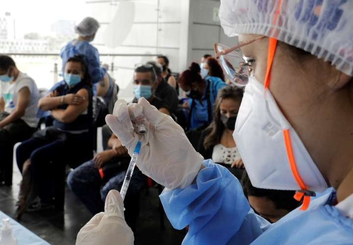 Colombia bate récord de muertes por covid