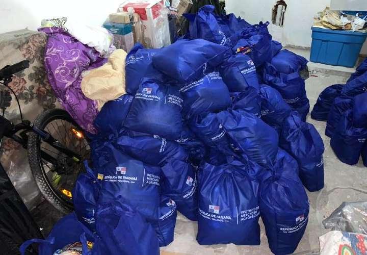 Renuncia ingeniero del MOP que se llevó bolsas de comida para su chantin