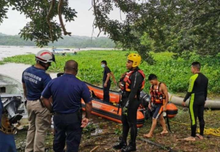 Dos desaparecidos en aguas de Gamboa y Veracruz