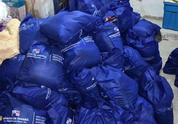 Capturan a 3 más por robo de bolsas de Panamá Solidario