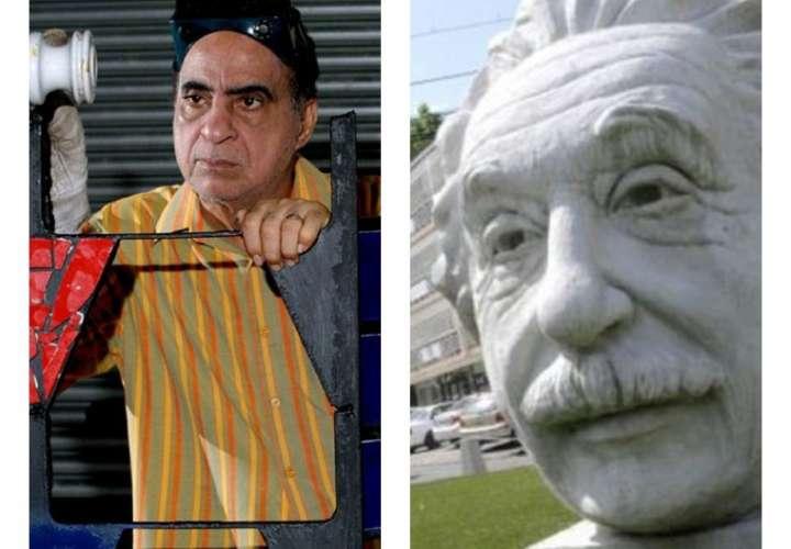 Muere escultor panameño Carlos Arboleda
