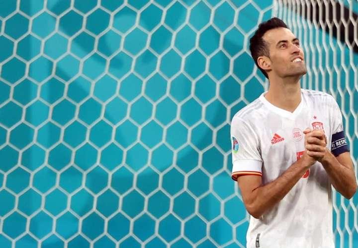 España, primera semifinal de un gran torneo desde el 2012