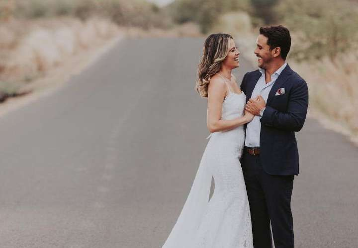 Ahora sí, se casó Alexis Sitton