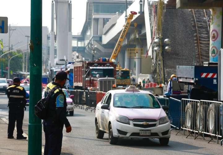 Fiscalía mexicana prevé identificar pronto a culpables de derrumbe del metro
