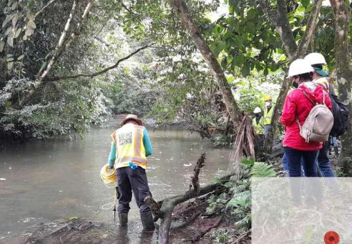 Abren proceso administrativo por derrame de Minera Panamá
