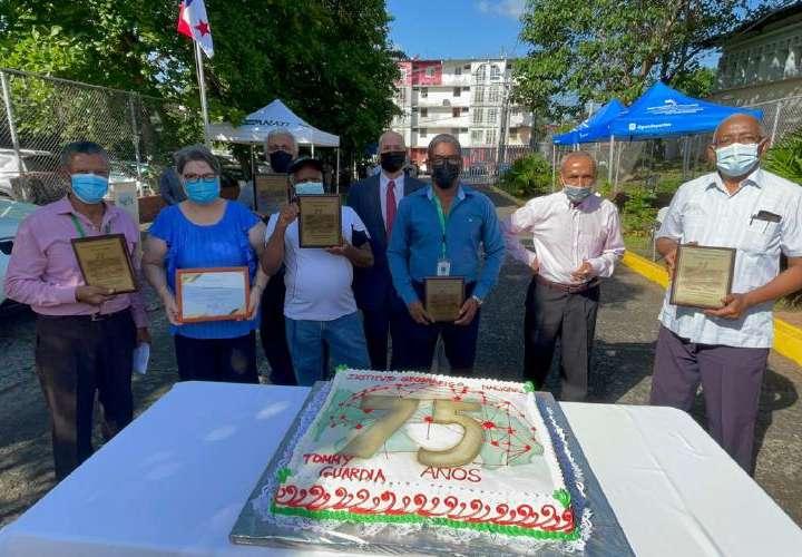 Tommy Guardia: 75 años sirviendo a Panamá