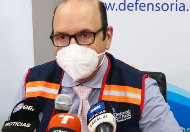 Defensor solicita informe sobre incidente en Minera Panamá