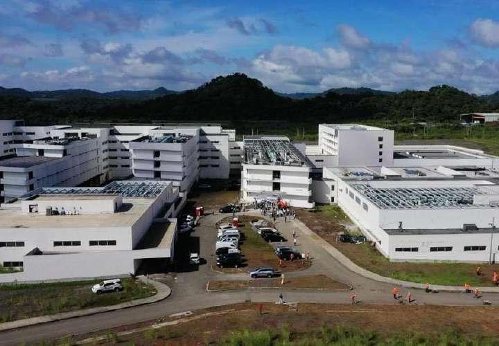 Mapfre y compañías panameñas asumen contrato para terminar Ciudad Hospitalaria