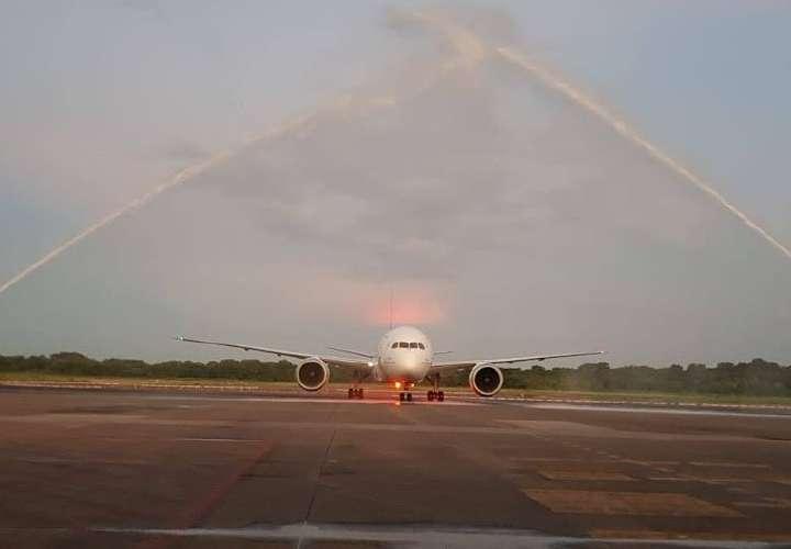 Regresan los vuelos de Air Europa a Panamá