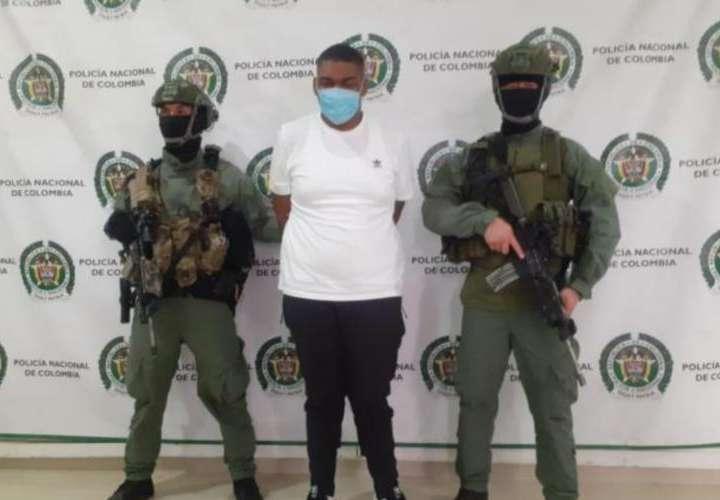 Cae capo que movía droga por Panamá