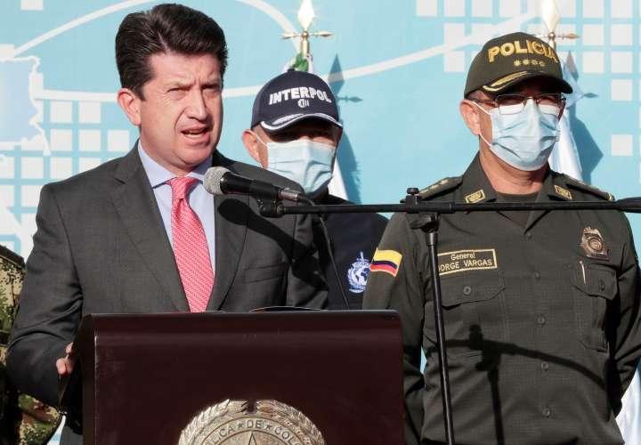 El Gobierno colombiano dice que ha erradicado 38,000 hectáreas de cultivos de coca