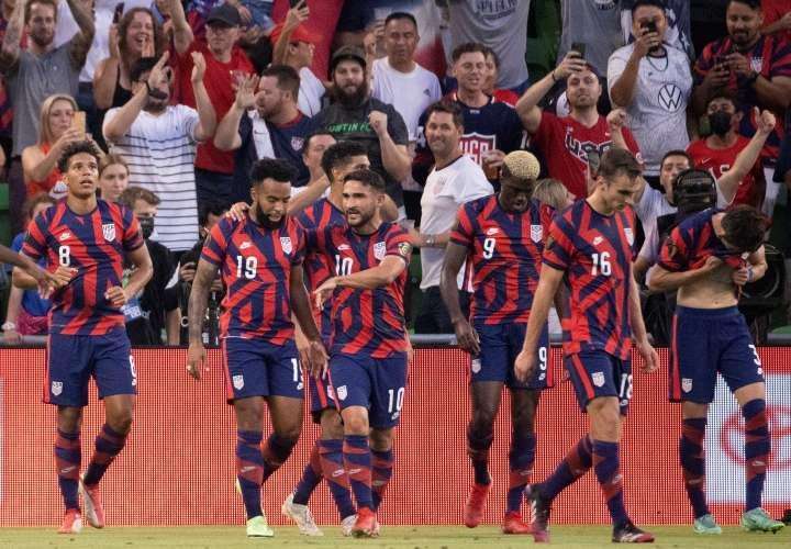 Estados Unidos echa a Qatar de la Copa Oro