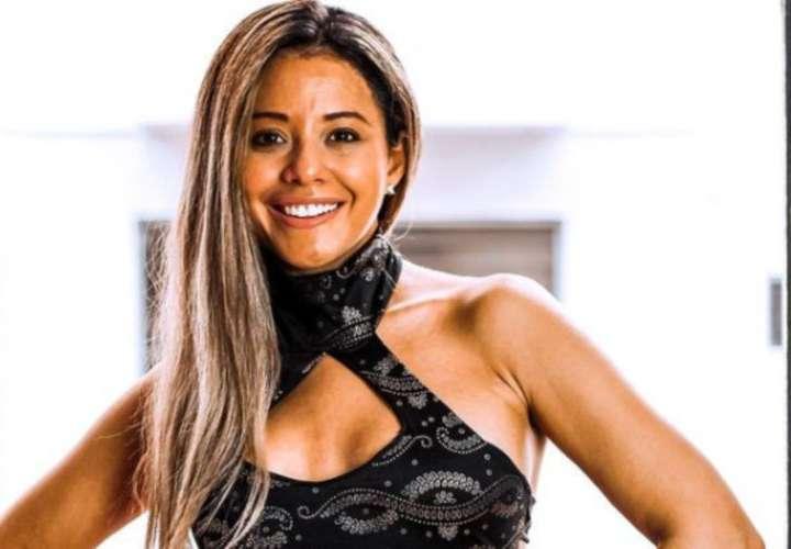 Reneé Alejandra está de regreso, quiere bajar su panza de mamá