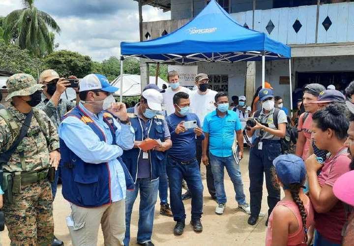 La gente de Bajo Chiquito necesita acceso a Internet